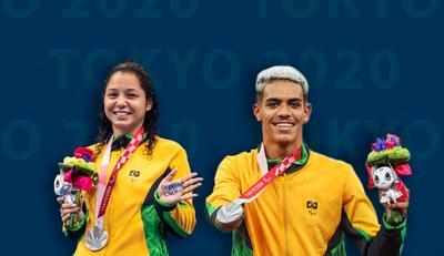 Atletas do Time NAURÚ conquistam oito medalhas em Tóquio